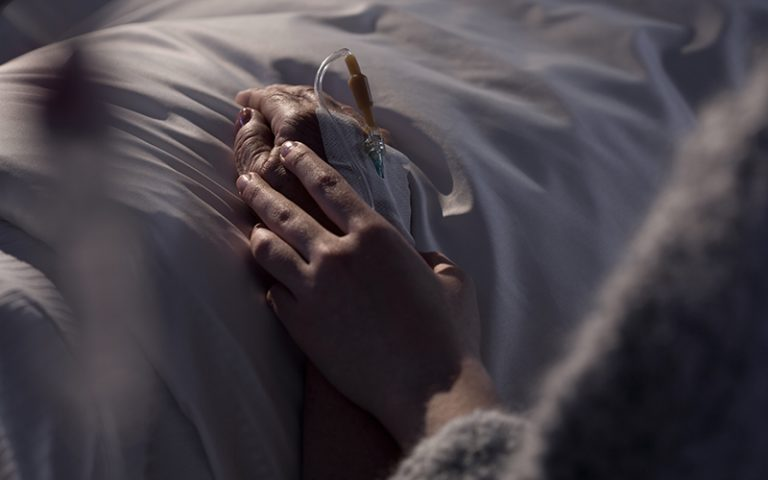 Palliative care icon